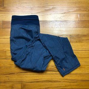 Lucy breezy blue athletic pants